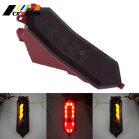 Motorcycle Turn Rear Tail Light Brake Lights For Yamaha YZF R1 R6 R1M R1S 2017 2018 2019 17 18 19