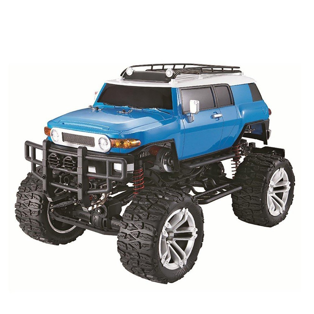 20KM/H Racing Remote Control Car 2.4G 1/10 High Speed Off-Road Truck Drive Monster RC Climbing Car Model VS <font><b>10428</b></font> 94166 image