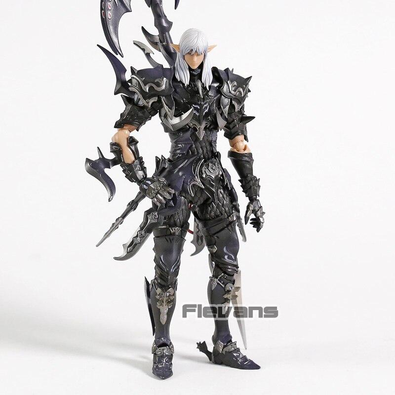 Originele Final Fantasy XIV Estinien de Azure Dragoon PVC Action Figure Collectible Model Toy-in Actie- & Speelgoedfiguren van Speelgoed & Hobbies op  Groep 1