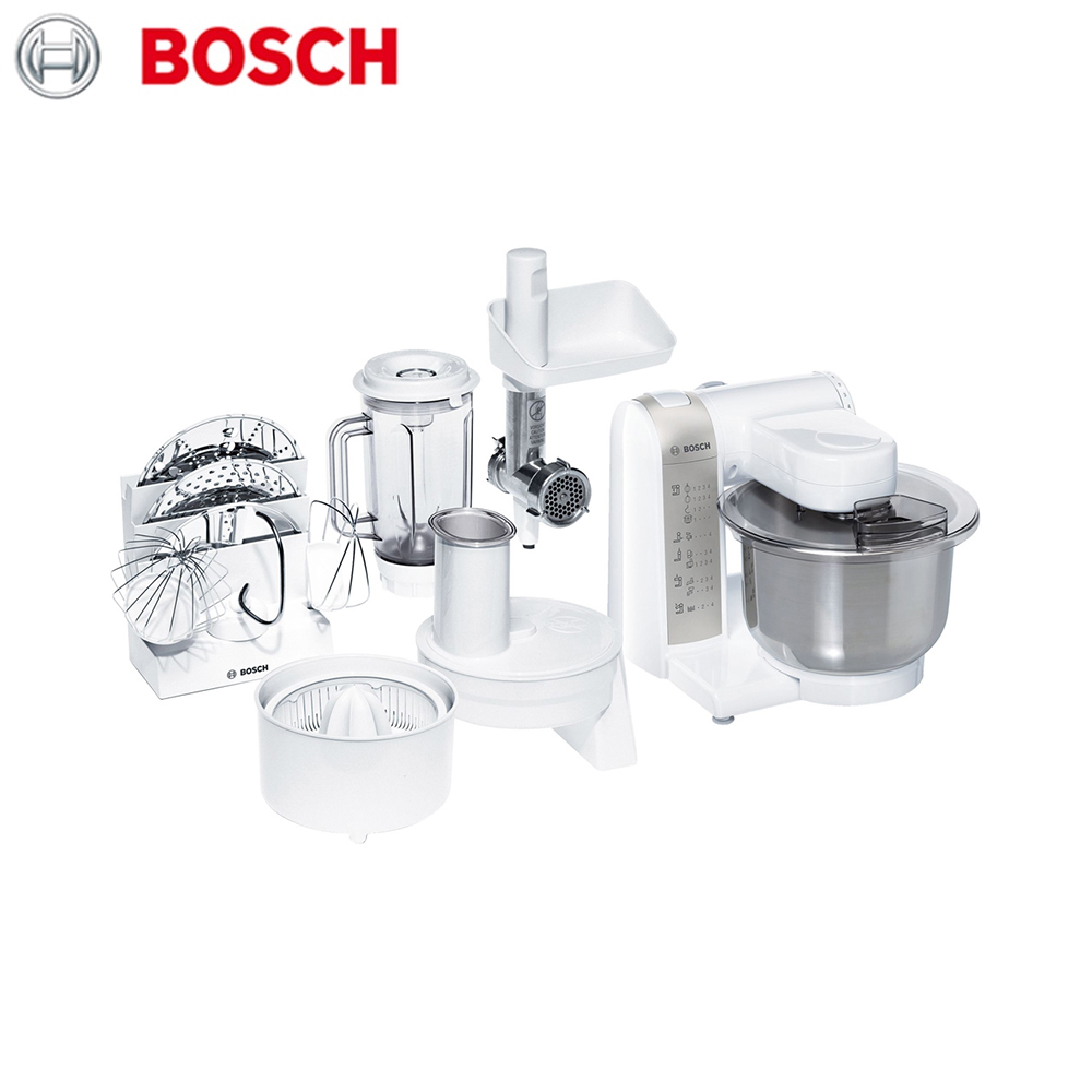 Food Mixers Bosch MUM4880 home kitchen appliances processor machine equipment for the production of making cooking puffed maize or rice food extrusion machine with 7 molds puffed corn bulking snacks making machine zf