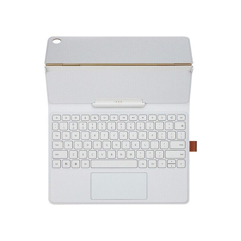 Оригинальный чехол с клавиатурой huawei Mediapad M5, кожаный чехол подставка для huawei Mediapad 10,8 M5 Pro 10,8 дюймов, чехол для планшета - 3