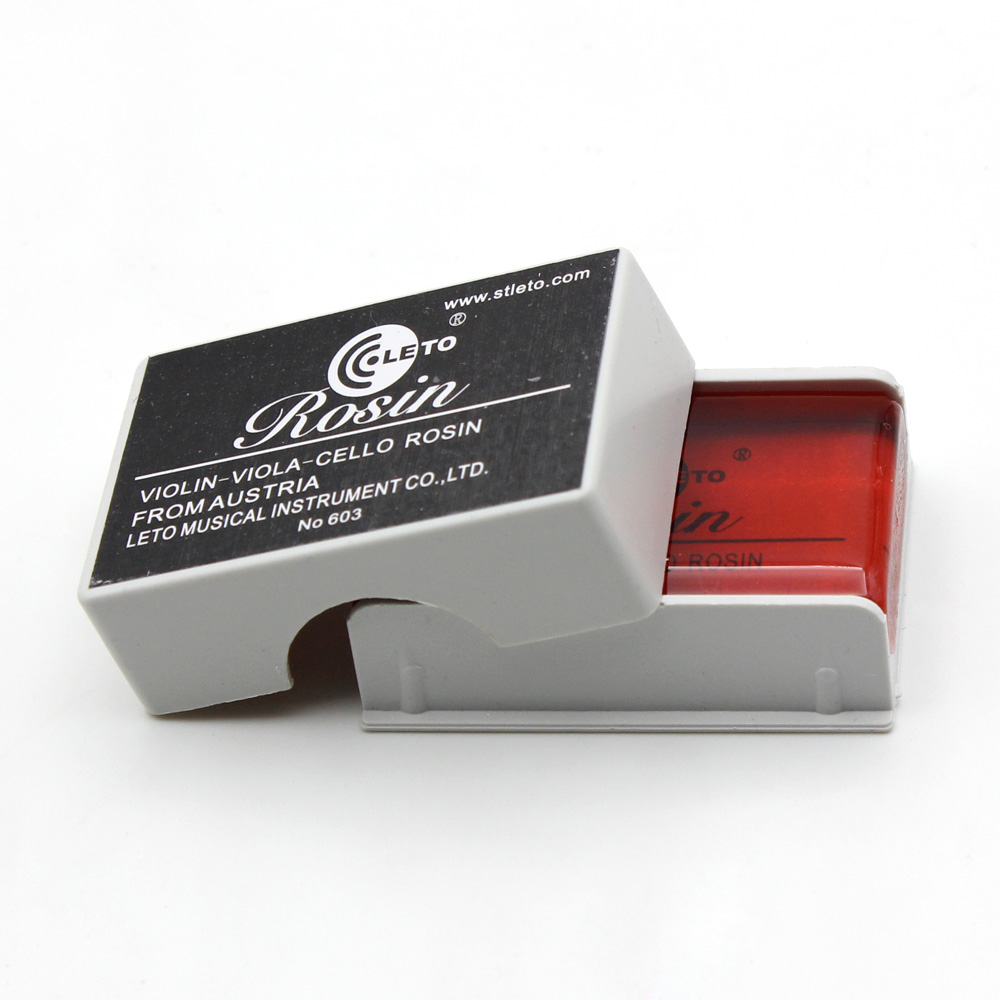 Bow Rosin Colophony Greek Pitch Friction-increasing Resin For Violin Viola Cello Bowed String Instrument
