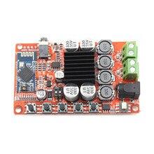 Tda7492 50Wx2 вспомогательный переключатель беспроводной Bluetooth 4,0 аудио цифровой усилитель платы