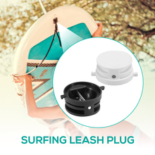 New 2019 10 PCS Surfboard Leash Plug SUP Board Surfing Plugs Cup with Stainless Pin Kayak Accessories