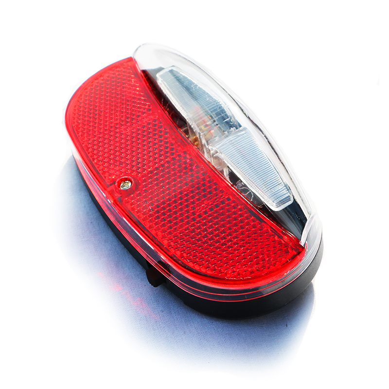 LED posterior de la bicicleta de luz de bicicleta de carretera luces de bicicleta luz trasera roja lámpara luz trasera bicicleta led velo cola luz