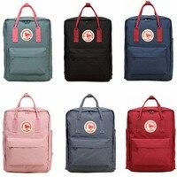 16L Kan ken Backpacks Travel Bag Men Women Waterproof Mochila Bag Classic Female Male Girls Teenagers Travel Bag Backpack