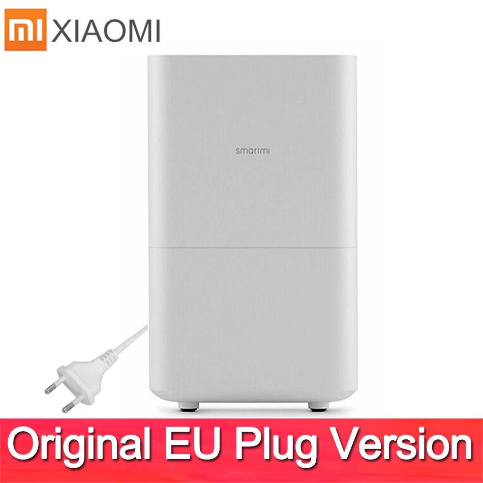 XiaoMi Smartmi Evaporative Humidifier2  Smog-free Mist-free Type Home Air Humidifier Mijia Mi Home App Control Russian Version