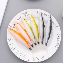 Fish Shape Ballpoint Pen 0.5 mm Black Ink High Quality School Student Stationery And Office Supplies 1PCS