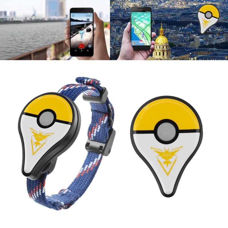 Pour Pokemon Go Plus Bracelet intelligent montre jeu accessoire 2 pièces Bracelet Bluetooth Bracelet pour Nintendo Pokemon GO Plus chaud
