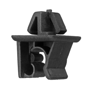 Image 2 - Black Bonnet Hood Prop Support Rod Clamp Clip Kit for Kia for Hyundai 81174 21010 / 8117421010