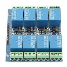 DC 5V 8-Channel Isolated Type Relay Module Board Interface Board waveblaster module midi interface board sound card wavetable