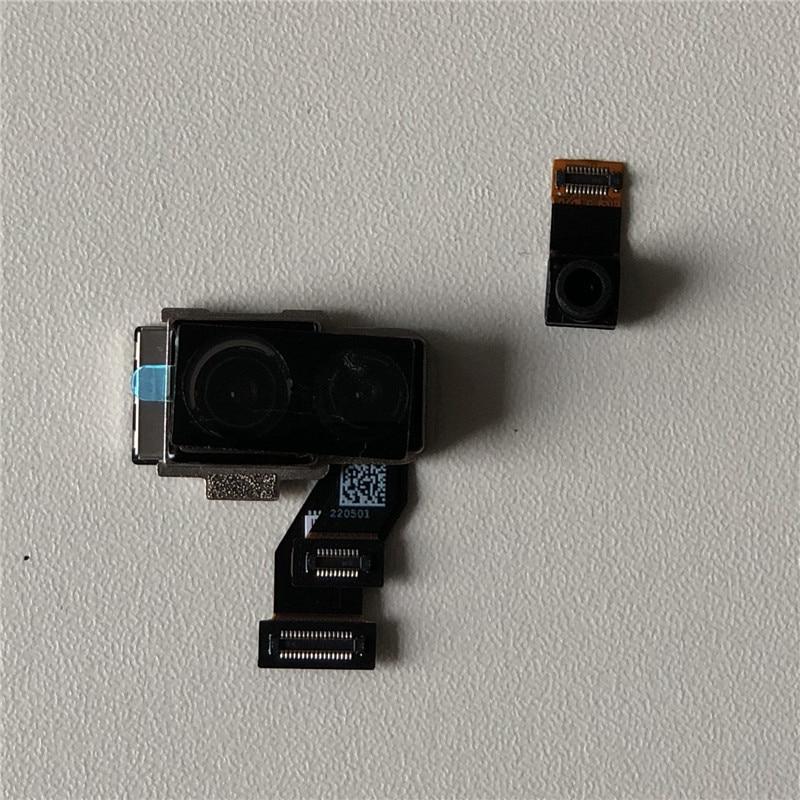 M&Sen For 6.2 Asus Zenfone 5 2018 Gamme ZE620KL/ Zenfone 5Z ZS620KL X00QD Back Main Camera And Front Camera Module Flex Cable  M&Sen For 6.2 Asus Zenfone 5 2018 Gamme ZE620KL/ Zenfone 5Z ZS620KL X00QD Back Main Camera And Front Camera Module Flex Cable