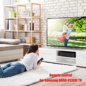 Image 4 - אוניברסלי חכם טלוויזיה שלט רחוק החלפת מרחוק בקר יחידה עבור Samsung BN59 01199F באיכות גבוהה שלט רחוק