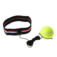 Boxing Reflex Ball Adjustable Headband for Speed Gym Training Exercise Improve Reactions and