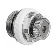 1/2 дюймовый медный полностью автоматический вентиляционный клапан, аксессуар, вентиляционный нагревательный радиатор, запчасти 30x30 мм