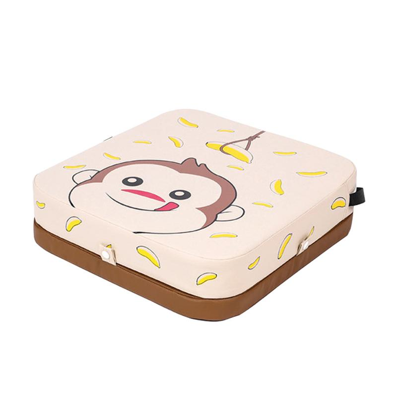 New dining chair heightening pad childrens non-slip waterproof seat cushion adjustable height detachable children high chair New dining chair heightening pad childrens non-slip waterproof seat cushion adjustable height detachable children high chair
