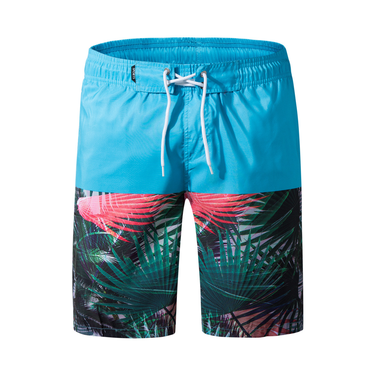 2019 New Summer Brand New Summer Board Shorts Trousers Camouflage Running Pants Male Swimsuit Swimming Trunks Men Board Shorts