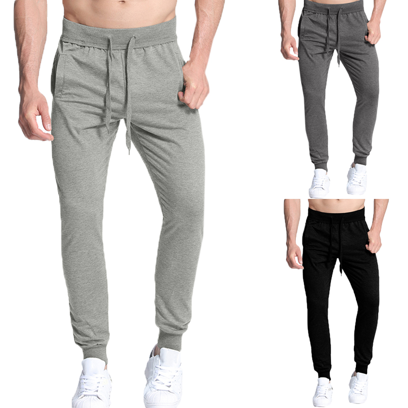 INCERUN Mens Pants Sweatpants Casual Joggers Sweats HipHop Harem Trousers Loose Fitness Tracksuit Pants Man Pantalon Masculina