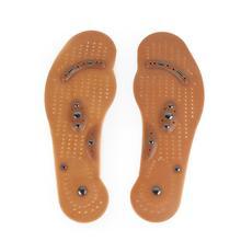 Маунчейн 1 пара 35-45 магнитные походные стельки массажные стельки улучшают кровообращение облегчают боль в ногах массажные стельки