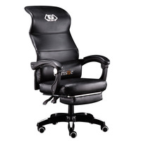 Computer Household Lift Swivel Ergonomic Boss Can Lie To Work Office Chair Gaming Game cadeira gamer
