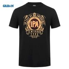 GILDAN In Case Of Emergency IPA Is My Blood Type T-shirt стоимость