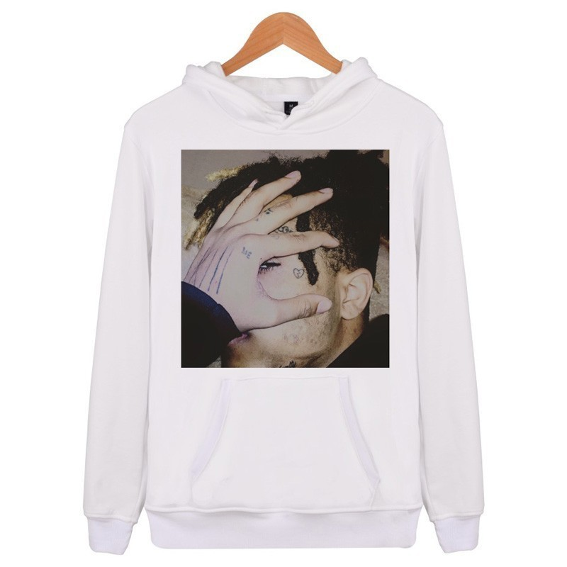 Xxxtentacion Revenge Kill Fashion Hoodies Men/Women Casual Hip Hop  Sweatshirt Vibes Forever Traksuit Fleece Hoody