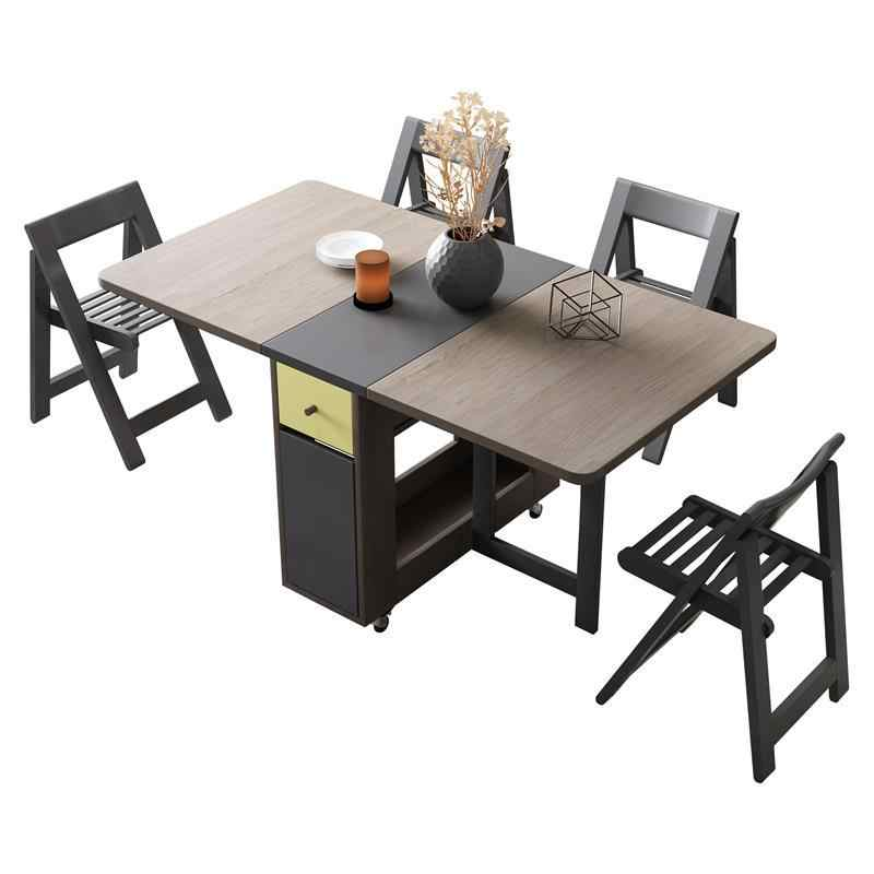 Tafel Esstisch De Jantar Tavolo Dinning Set Oro Comedor Tisch Tablo Kitchen Plegable Mesa Desk Folding Dining Room Table
