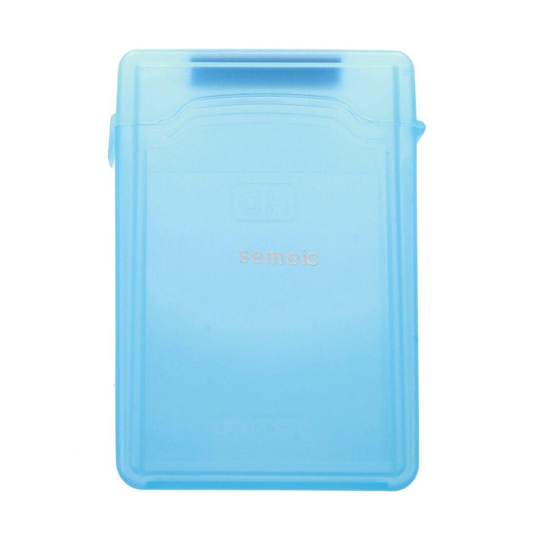 Semoic 3.5 Inch Storage Box IDE / SATA HDD (blue)