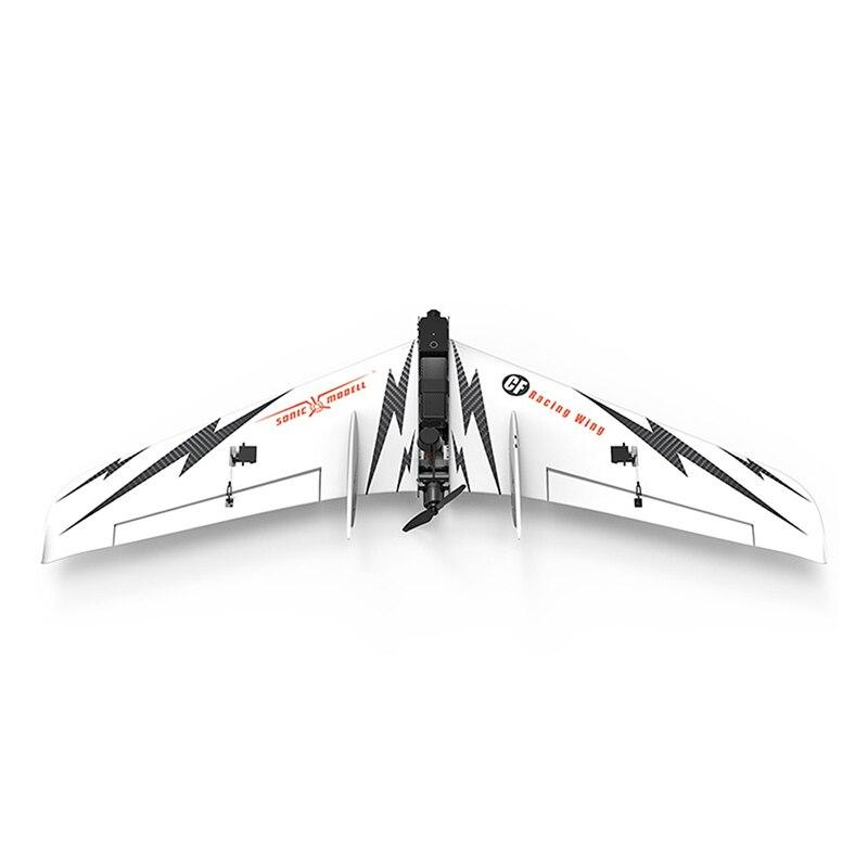 Sonicmodell CF Wing EPO 1030mm Wingspan Carbon Fiber RC Airplane KIT PNP FPV Flying Wing Racer