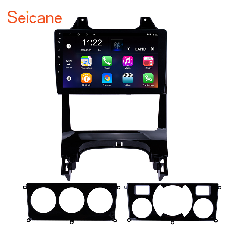 Seicane Car Radio For 2009-2012 Peugeot 3008 Tochscreen 9 inch Android 8.1 2din Bluetooth GPS Stereo Multimedia Player Head UnitSeicane Car Radio For 2009-2012 Peugeot 3008 Tochscreen 9 inch Android 8.1 2din Bluetooth GPS Stereo Multimedia Player Head Unit