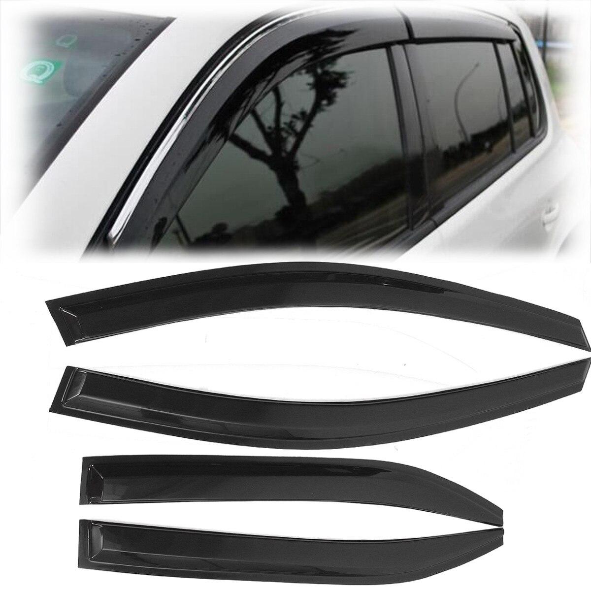 Car Window Visor Rain Guard Sun Visor Vent Shade Wind Deflector for Toyota Camry  2007 2008 2009 2010 2011 930292a4e10