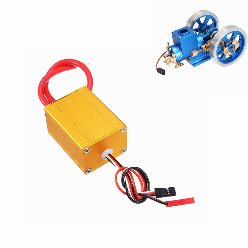 Ignition Coil Module Ignition Spare Part For Blue Combustion Stirling Engine Replacement Spare Part Education For Children Kids