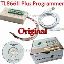 La più recente versione di XGecu TL866II Più usb universale programmatore Russia software Minipro TL866 TL866CS/AFlash EPROM NAND programmatore