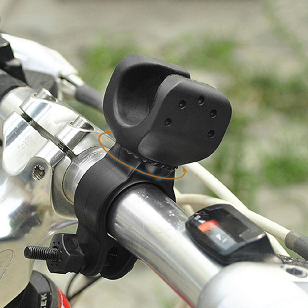 Cycling Light Stand Clip Holder Bicycle Front Bracket Mounting Bracket Light Bracket Clip Bicycle Accessories