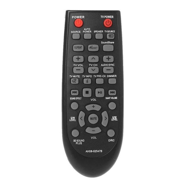 Ah59 02547B جديد استبدال جهاز التحكم عن بعد لسامسونج Hw F450 شريط الصوت Ps Wf450