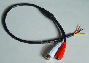 "Image 5 - Mini 17x17 مللي متر AHD M (720P) 1/3 ""سوني Exmor IMX225 CMOS الاستشعار + FH8536 كاميرا تلفزيونات الدوائر المغلقة PCB لوحة تركيبية (أجزاء اختيارية)"