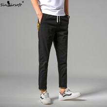 hot deal buy 2019 spring and summer men's casual sports pants men's casual sports pants hip hop pants street trousers running pants trousers