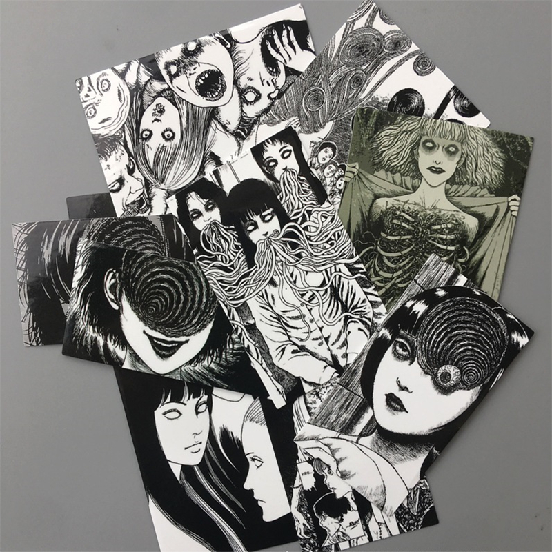 Ebay Motors Parts & Accessories Obedient Lychee Life Anime Ito Yuji Stickers Black White Waterproof Decals Diy Scrapbooking Album Decoration