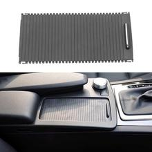 Car Roller Blinds for W212 Center Console Cover A20468047089051 Water Cup Rack Roller for Benz C Class W204 S204 E CLass S212