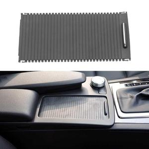 Image 1 - Car Roller Blinds for W212 Center Console Cover A20468047089051 Water Cup Rack Roller for Benz C Class W204 S204 E CLass S212