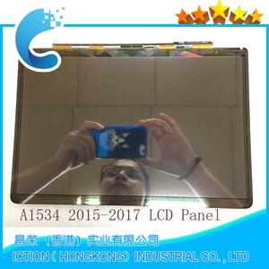 """Image 5 - Orijinal yeni A1534 LCD ekran ekran meclisi için macbook 12 """"A1534 LCD ekran ekran meclisi 2015 2016 2017 yıl"""