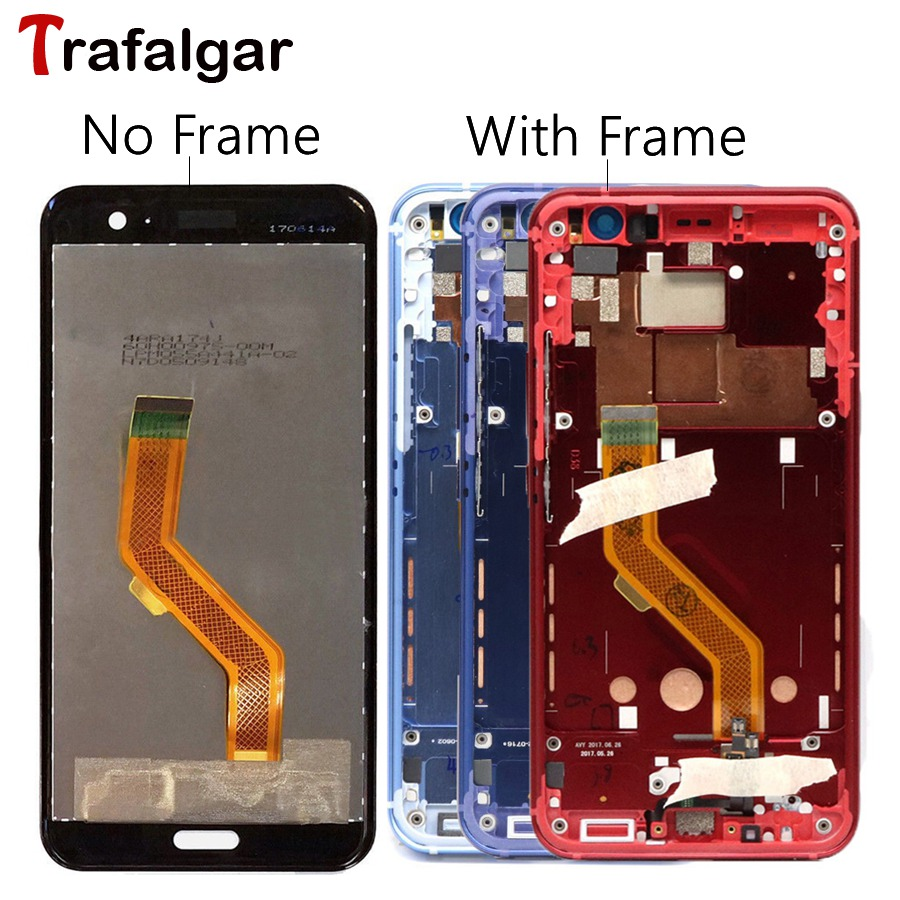 Super LCD For 5 5 HTC U11 LCD Display Touch Screen Digitizer Assembly For HTC U11