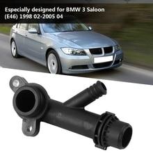 Ашины воды трубы шланга фланец автомобильные аксессуары для BMW E46 E36 11531708808 Стекло волокна фланец водопроводной трубы новые