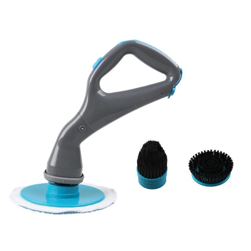 3 in 1 Multifunction Electric Scrubber Brush Set Rechargable Bathroom Cordless Drill Wireless Household Cleaning Tools for Floor