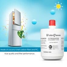 Сменный фильтр для воды WaterQueen, подходит для холодильника LG, бытовой фильтр для воды, замена, совместимые альтернативы