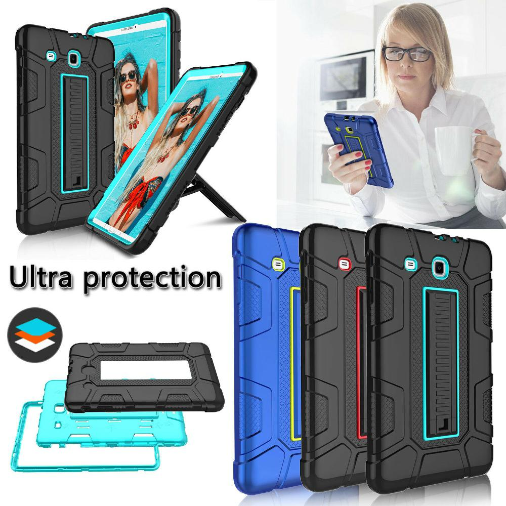 For Samsung Galaxy Tab E 9.6 T560 Shockproof Tablet Hard Protective Case Cover r20For Samsung Galaxy Tab E 9.6 T560 Shockproof Tablet Hard Protective Case Cover r20