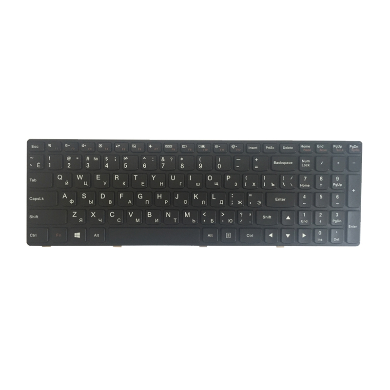 New Russian Ru Keyboard For Lenovo G500 G510 G505 G700 G710 G500A G700A G710A G505A Laptop image