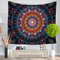New Color Mandola Series Tapestries Dream Comfortable Beach Sitting Carpet Quality Preferred Wall Hang