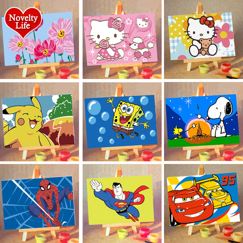 Best Top Kids Small Canvas Painting Ideas And Get Free Shipping 56cnn8mk