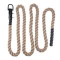 38 мм джутовая веревка для занятий фитнесом и боксом